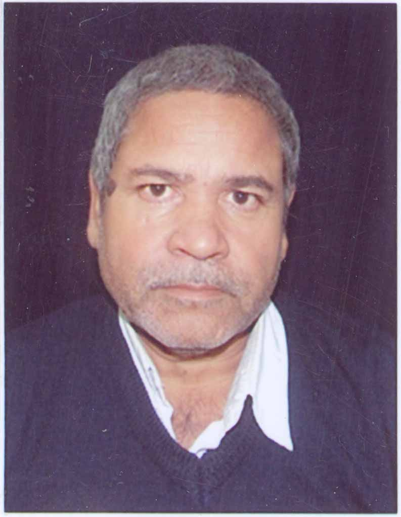 Shri Daya Shanker Tiwari