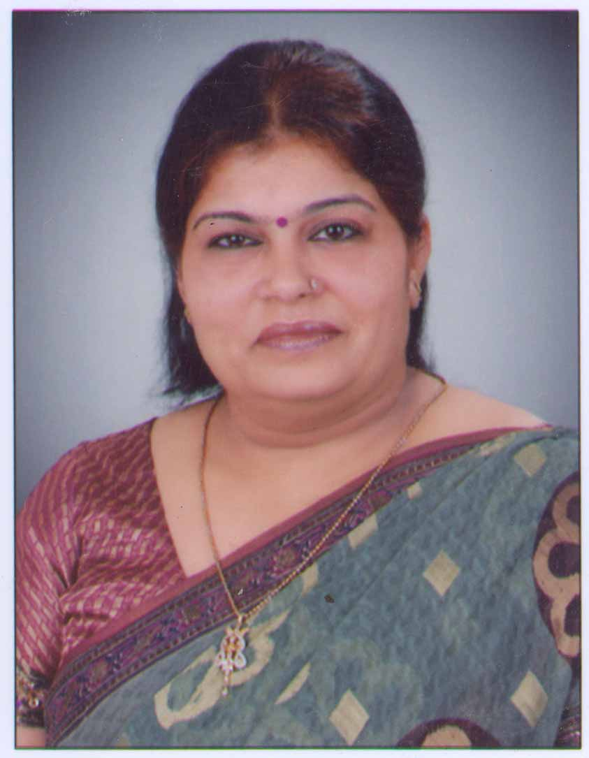 Rashmi Chaturvedi